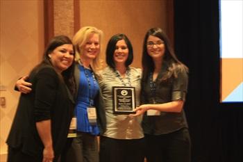 Bay Pines award